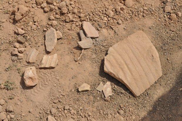 (تصاویر) تپه چغامیش را شخم زدند!