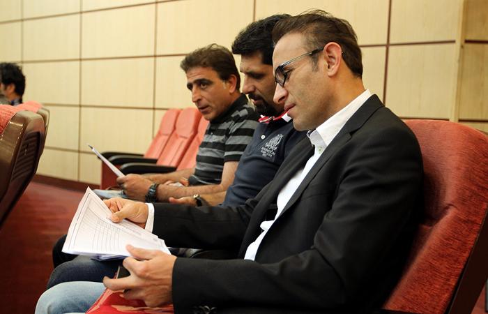 (تصاویر) همایش دانشافزایی مربیان فوتبال