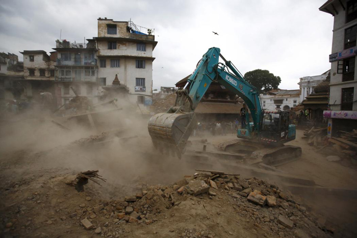 (تصاویر) نپال پس از زلزله