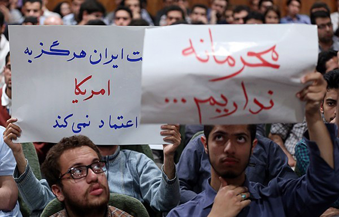 (تصاویر) حواشی تقدیر از صالحی در دانشگاه شریف