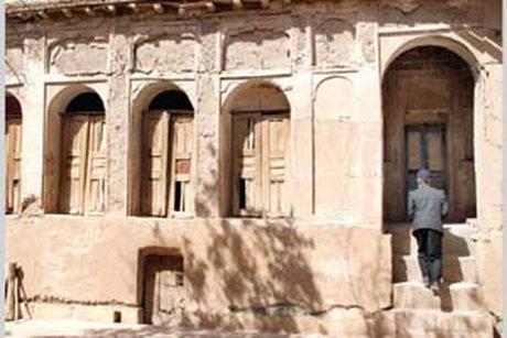 (تصاویر) خانه تاریخی که