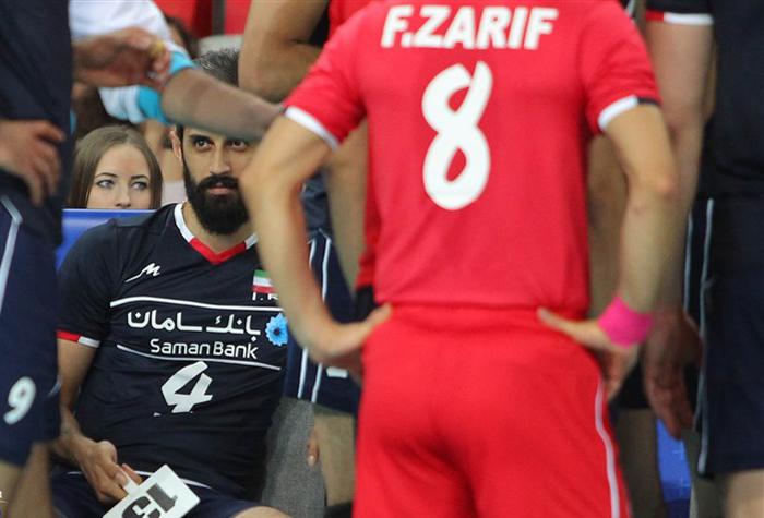 (تصاویر) حواشی اولین دیدار ایران و لهستان