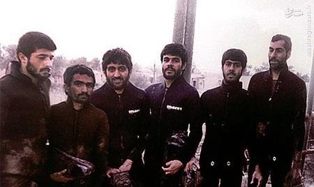 (تصاویر) سعید جلیلی در لباس غواصی