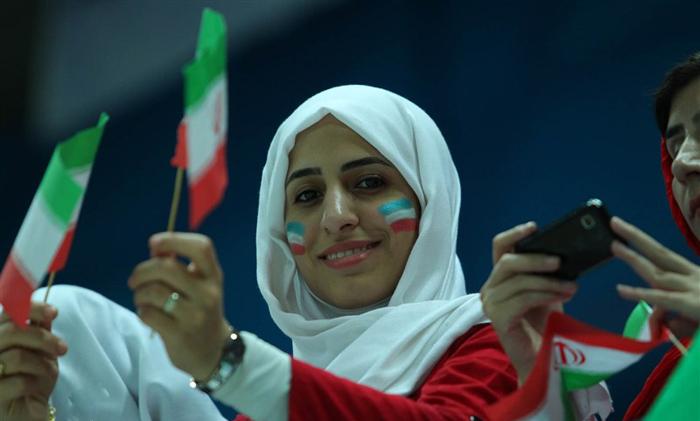 (تصاویر) دومین پیروزی والیبال ایران بر روسیه