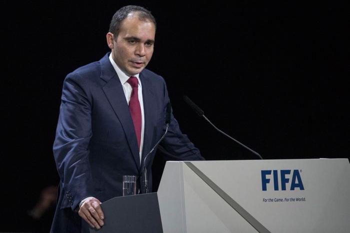 (تصاویر) انتخابات ریاست فیفا