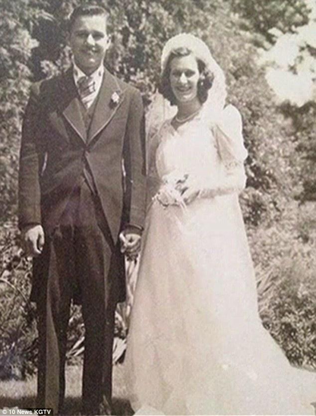 زن و شوهری که دست در دست هم جان سپردند +(تصویر)