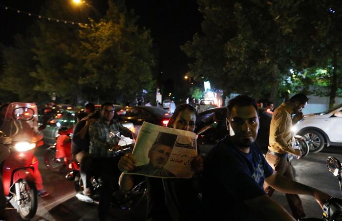 (تصاویر) جشن هستهای در تهران