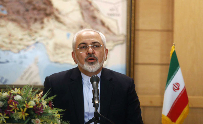 ظریف و تیم مذاکرهکننده وارد تهران شدند