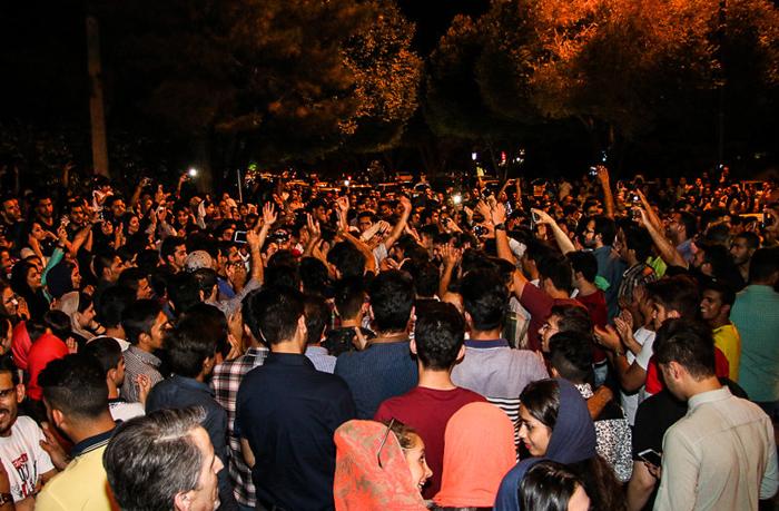 (تصاویر) جشن هستهای در سراسر کشور (1)