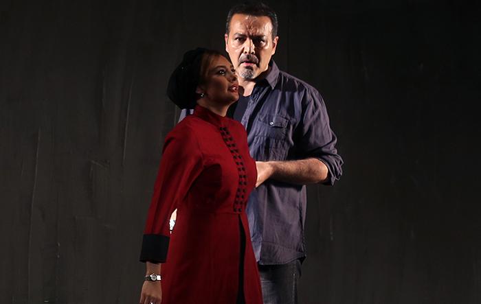 (تصاویر) نمایش جنجالیِ «عاشقانههای ناآرام»