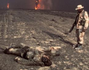 (تصاویر) شکست صدام در حمله به کویت