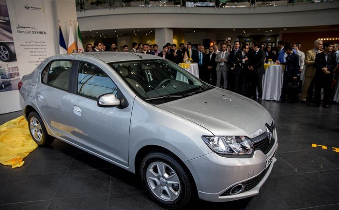 (تصاویر) خودروی جدید