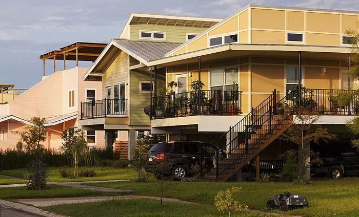 (تصاویر) خانهسازی
