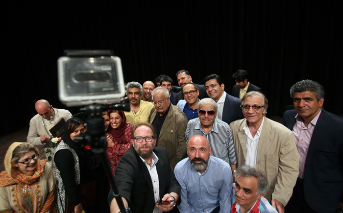 (تصاویر) جشن منتقدین تئاتر