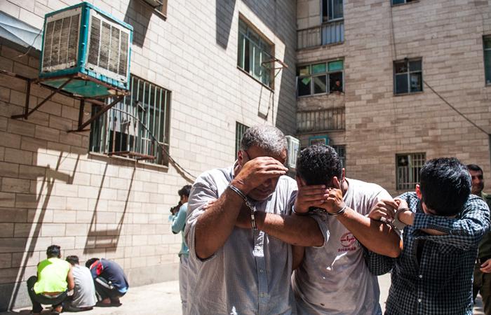 (تصاویر) دستگیری ۱۰۶سارق حرفهای
