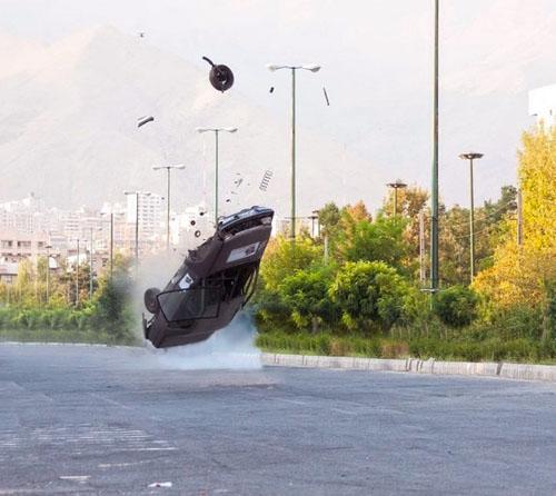 بدلکار راسل کرو در ایران رکورد شکست +(تصاویر)