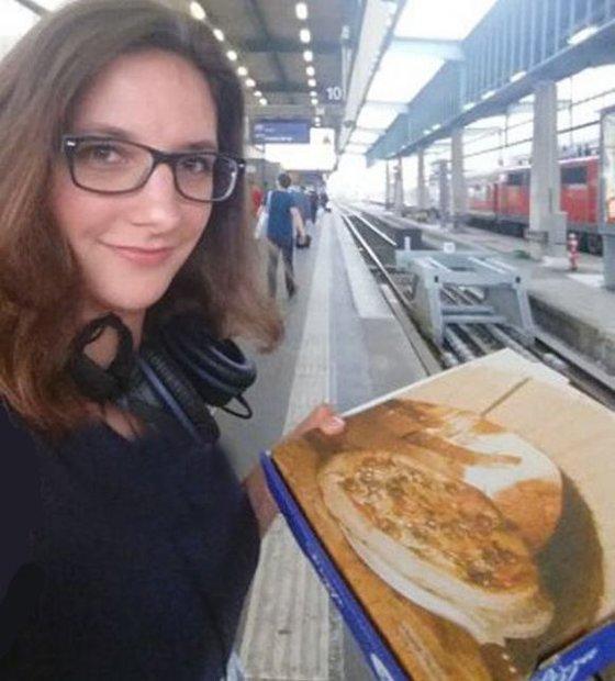 زندگی یک دختر ۲۳ساله در قطار