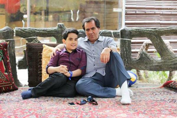 کامنت اوباما برای عکس پدر و پسر ایرانی