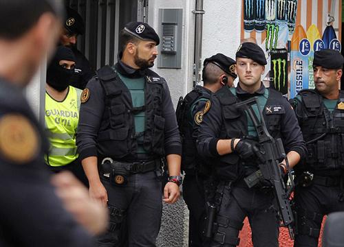بازداشت یک زن در اسپانیا به اتهام همکاری با داعش