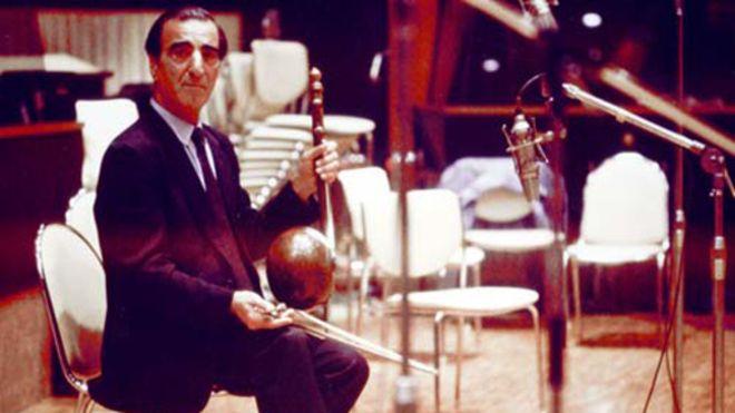 هابیل علیاف، نوازنده سرشناس درگذشت