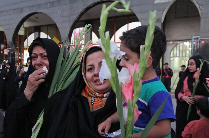 (تصاویر) آزادی 100 زندانی جرایم غیرعمد