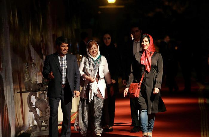 (تصاویر) ستارهها در جشن روز سینما