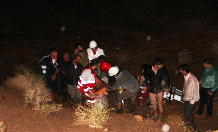 (تصاویر) سیل دیشب در پاکدشت