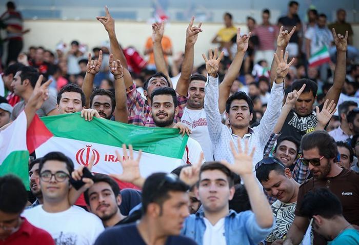 (تصاویر) دیدار ستارگان جهان و ستارگان ایران