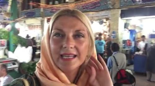 223733 958 - سفرنامه سیاه دو دختر ایتالیایی به ایران جنجالی شد + تصاویر