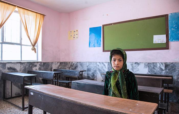 (تصاویر) کودکانی که مدرسه نرفتهاند