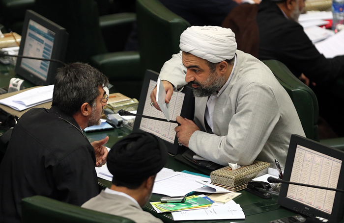 (تصاویر) تب و تاب برجام در مجلس