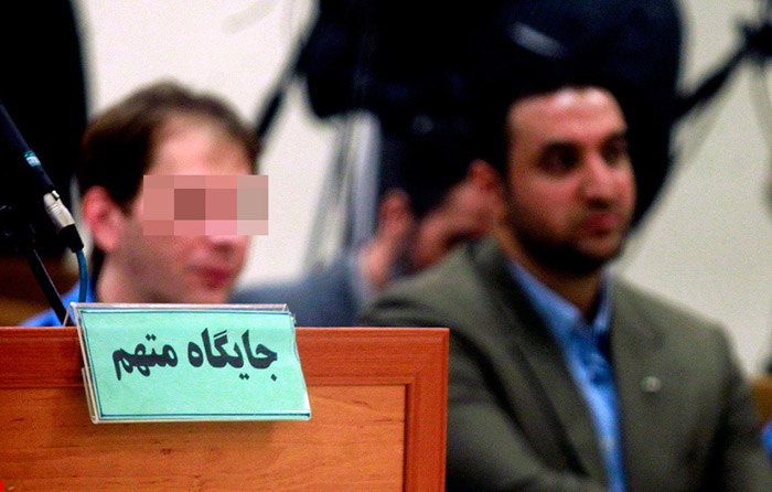 (تصاویر) دومین جلسه دادگاه بابک زنجانی