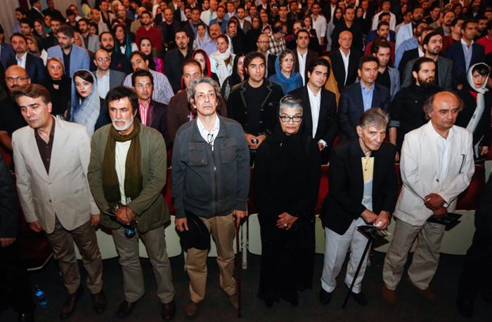 (تصاویر) اهالی موسیقی در جشن «موسیقیما»