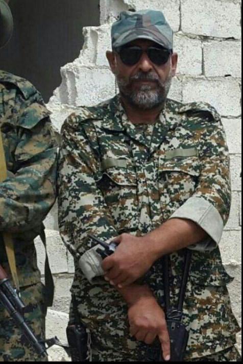 شهادت دو سردار مدافع حرم در سوریه