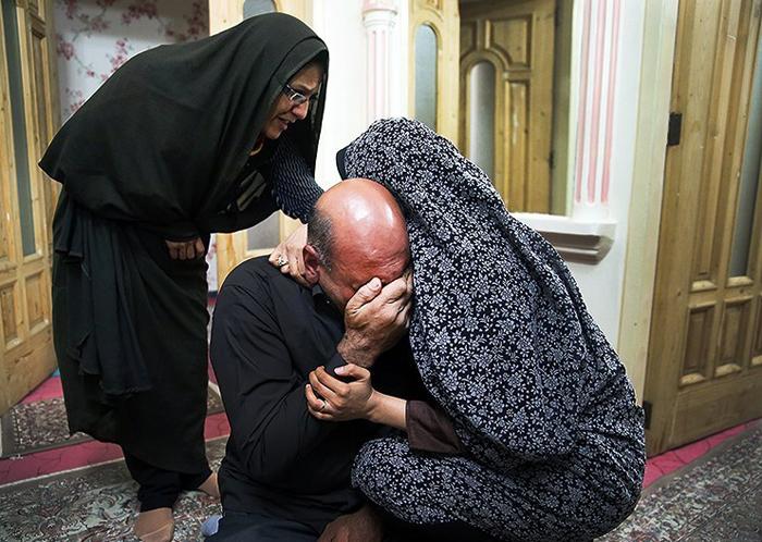(تصاویر) پایان 33سال چشمانتظاری مادر