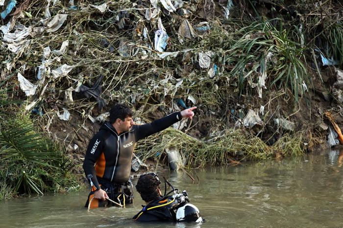 (تصاویر) کشف جسد ماهیگیر گیلانی