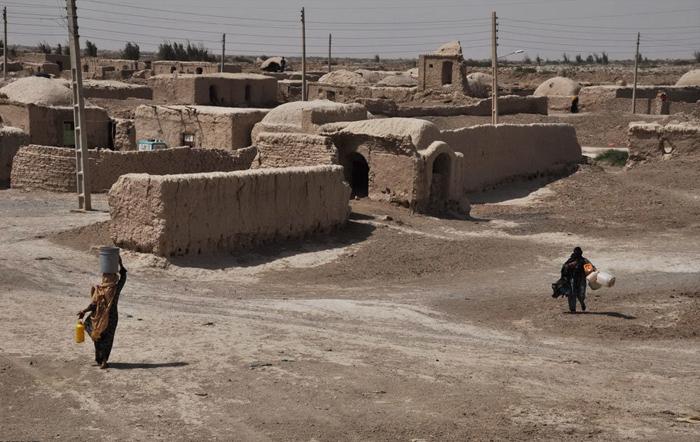 Image result for خشکسالی روستاها