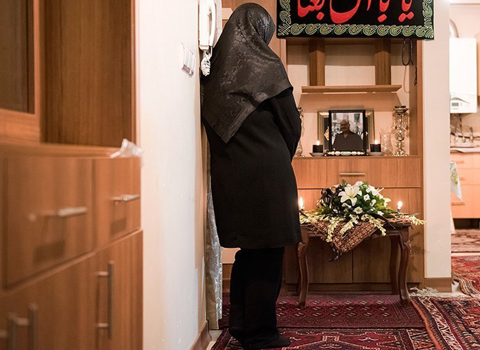 (تصاویر) در انتظار پیکر حاجی