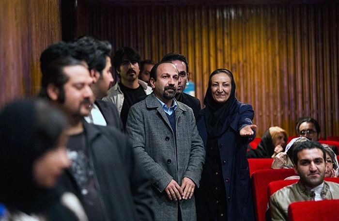(تصاویر) اهالی سینما در جشن منتقدان