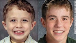 233171 164 کودکی پس از ۱۳ سال پیدا شد