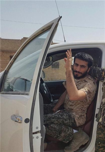 دو مدافع حرم در سوریه به شهادت رسیدند
