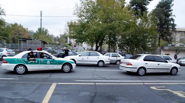 (تصاویر) اسکورت ویژه بابک زنجانی