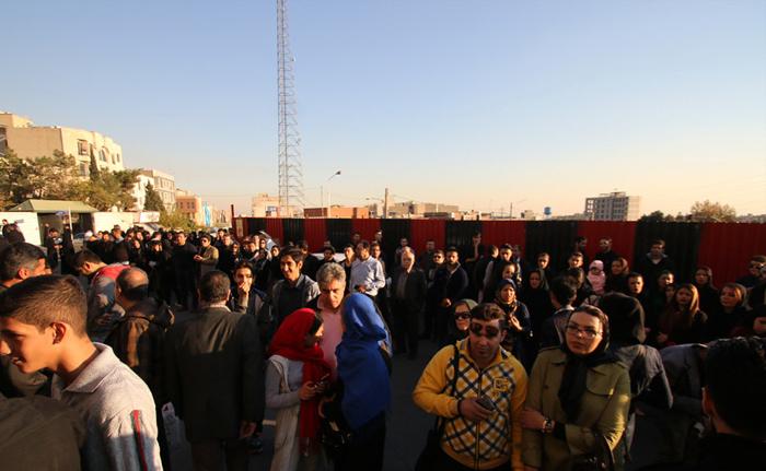 (تصاویر) اولین سالگرد مرتضی پاشایی