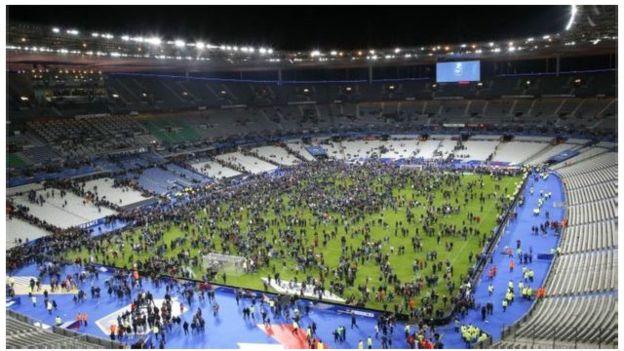 11سپتامبر در پاریس؛ 140 نفر کشته شدند