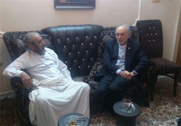 (تصویر) عیادت علی اکبر صالحی از سلحشور