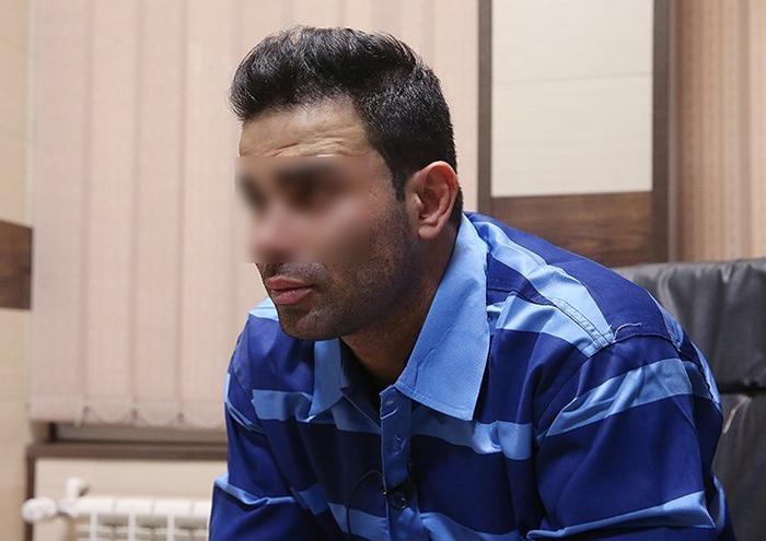 (تصاویر) بازداشت پسر پرحاشیه تلگرام