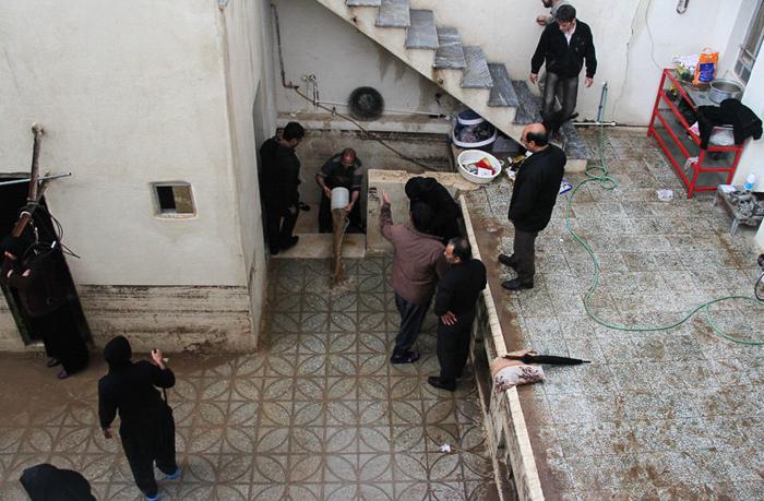 (تصاوير) سيل مرگبار در كوهدشت