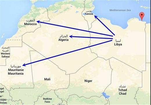 علت انتقال پایتخت داعش به شهر «سرت»
