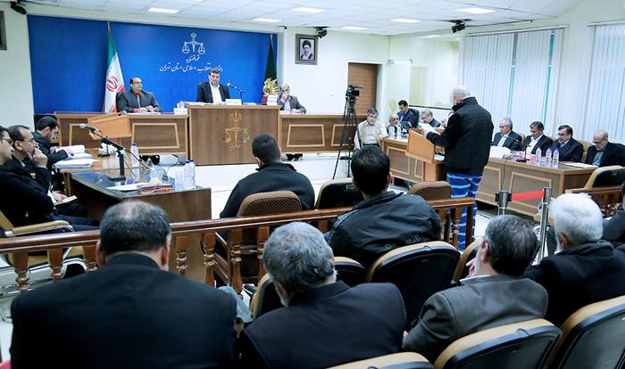 (تصاویر) رونمایی از متهم دوم پرونده زنجانی