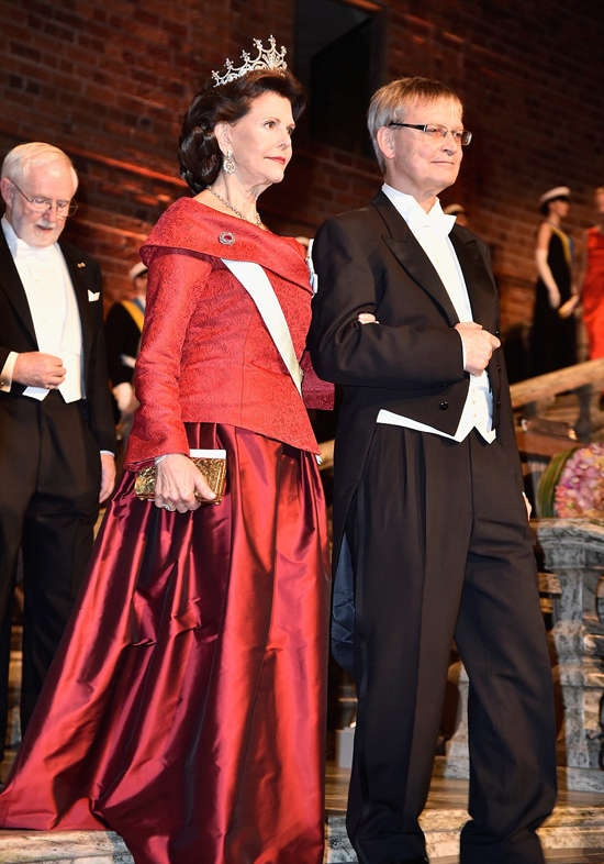 جوایز نوبل 2015 اهدا شدند+(تصاویر)
